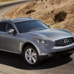 2012 Infiniti FX35 150x150 2012 INFINITI FX35 FACELIFT EDITION INTRODUCED