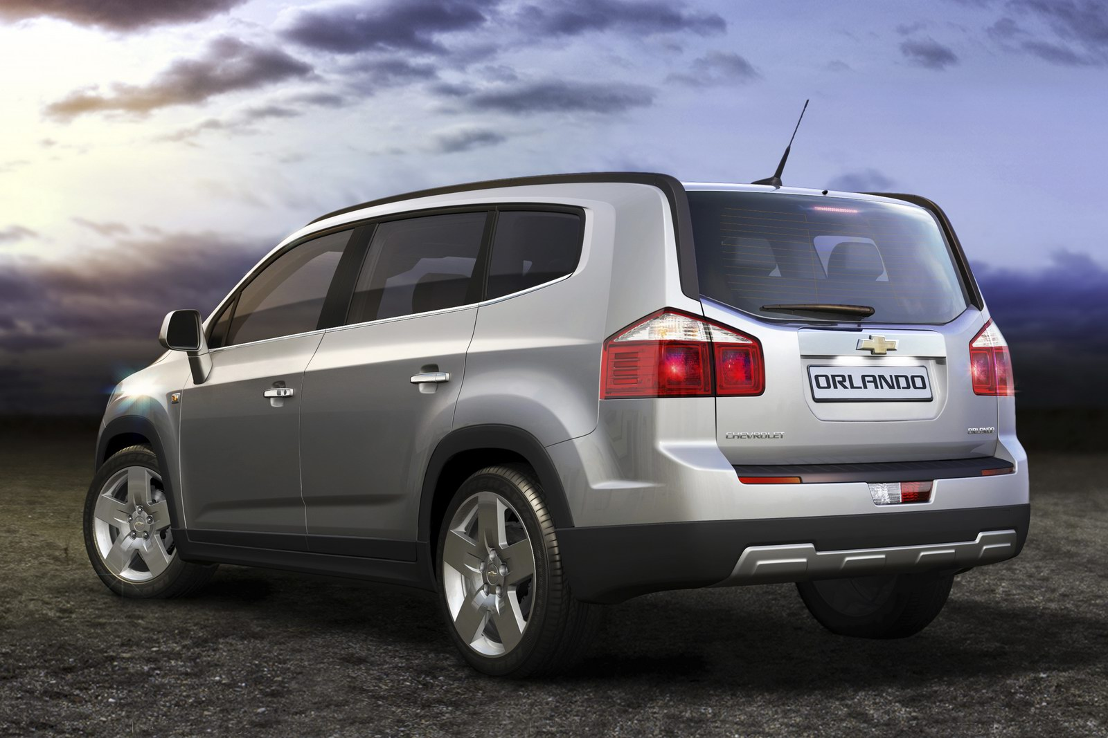 2012 KDM Chevrolet Orlando 1 2012 Chevrolet Orlando to Launch for Giving More Facility to Car Lovers