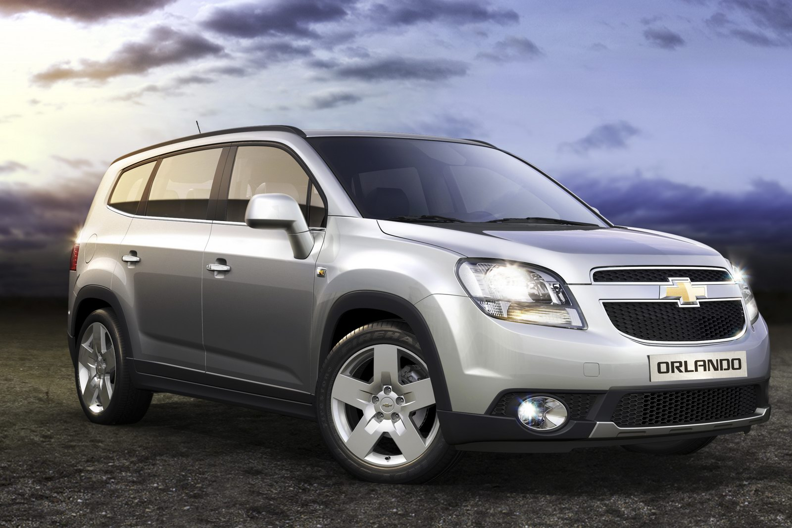 2012 KDM Chevrolet Orlando 2012 Chevrolet Orlando to Launch for Giving More Facility to Car Lovers