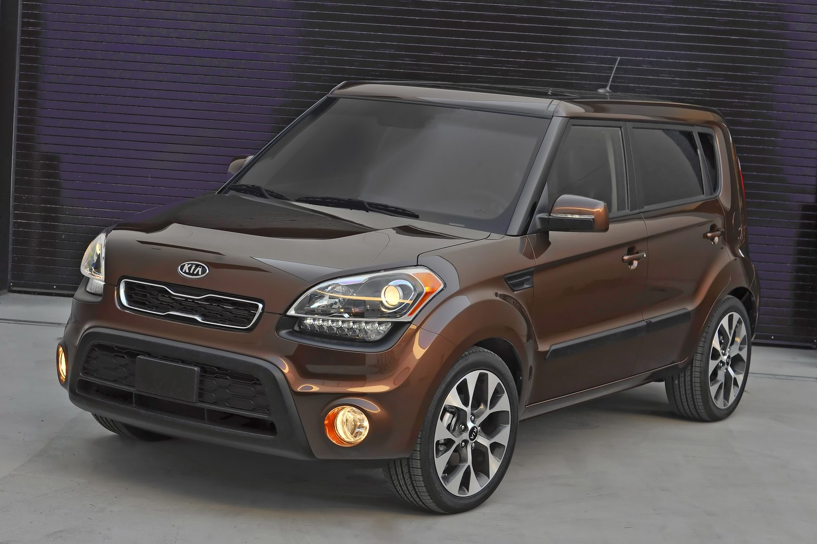2012 Kia Soul 3 FACELIFT 2012 KIA SOUL PRICED FROM $14,650