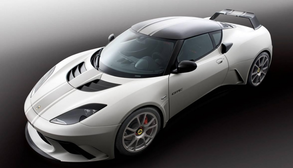 2012 Lotus Evora GTE Road Car Concept Eagle Package 2 LOTUS TO PREMIERE THE 2012 EVORA GTE ROAD CAR