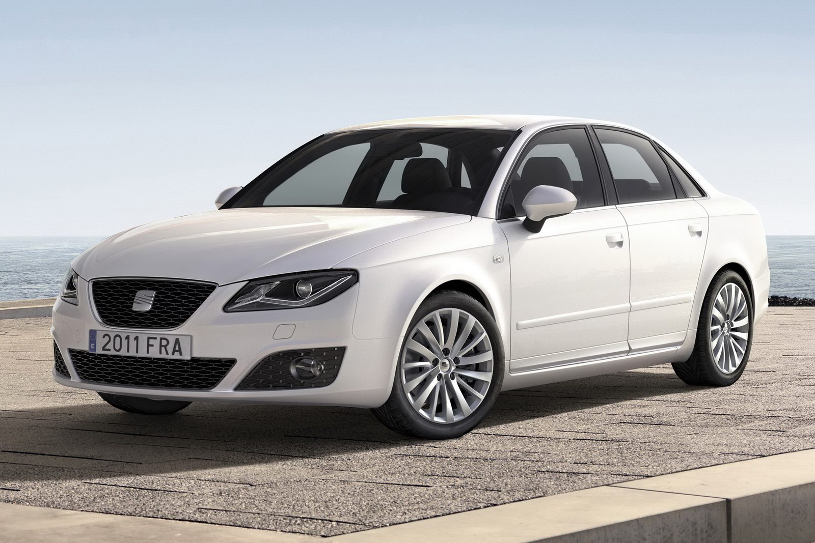 2012 SEAT Exeo facelift 1 2012 SEAT EXEO MODIFIED VERSION UNVEILED
