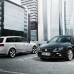 2012 Seat Exeo Saloon and ST (1)