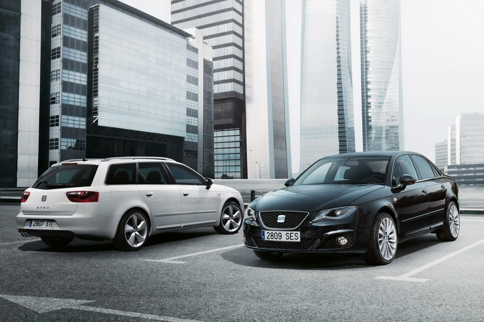 2012 Seat Exeo Saloon and ST 11 2012 SEAT EXEO SALOON AND ST FACELIFT VERSION INTRODUCED
