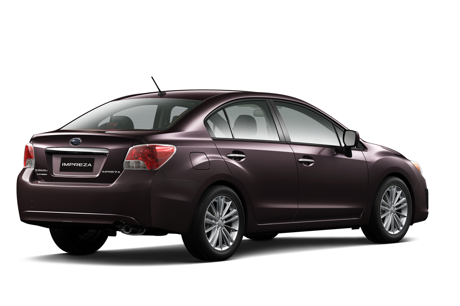 2012 Subaru Impreza 4Door 1 NEW 2012 IMPREZA, STARTS AT $18,245 INTRODUCED FOR US MARKET