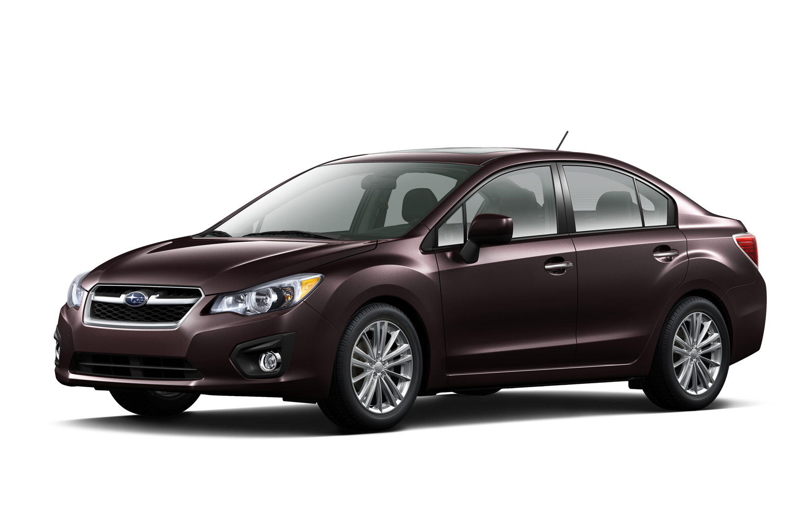 2012 Subaru Impreza 4Door NEW 2012 IMPREZA, STARTS AT $18,245 INTRODUCED FOR US MARKET