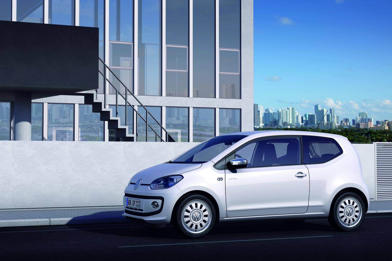 2012 volkswagen up 3 2012 Volkswagen Up! On the Roads
