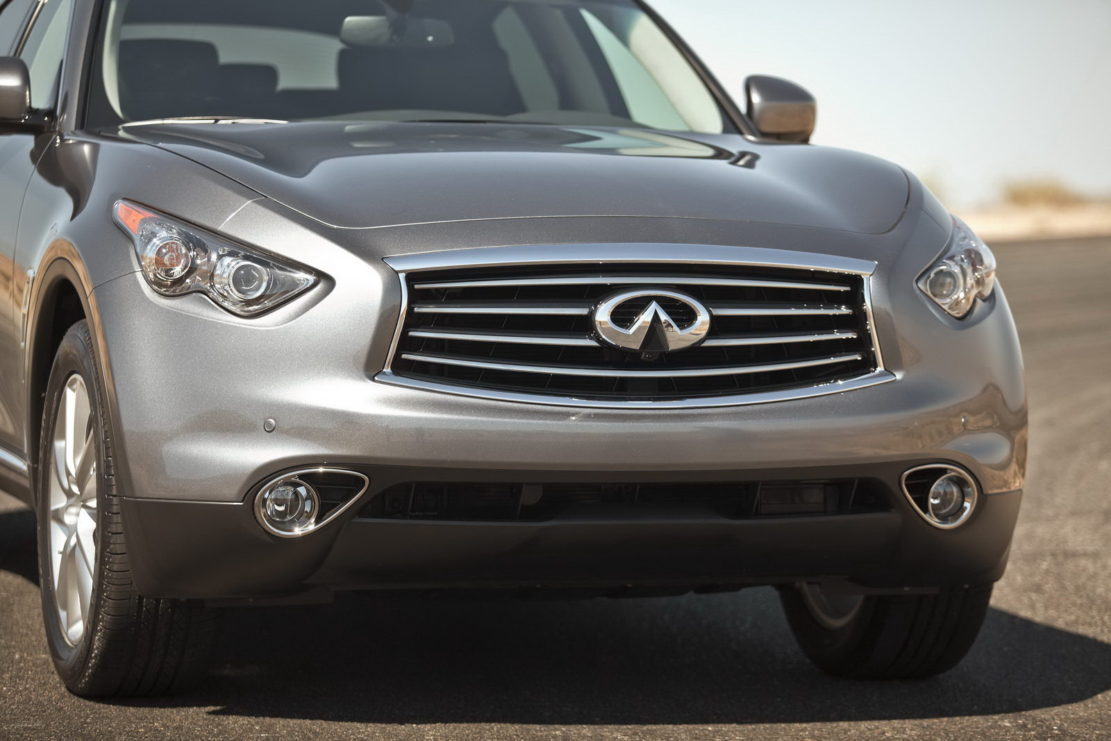 2012 infiniti FX35 6 INFINITI 2012 REVISED FX PRICE REVEALED
