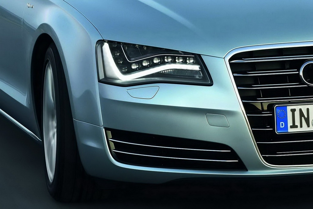2013 Audi A8 Hybrid 3 The German Fairy Tale