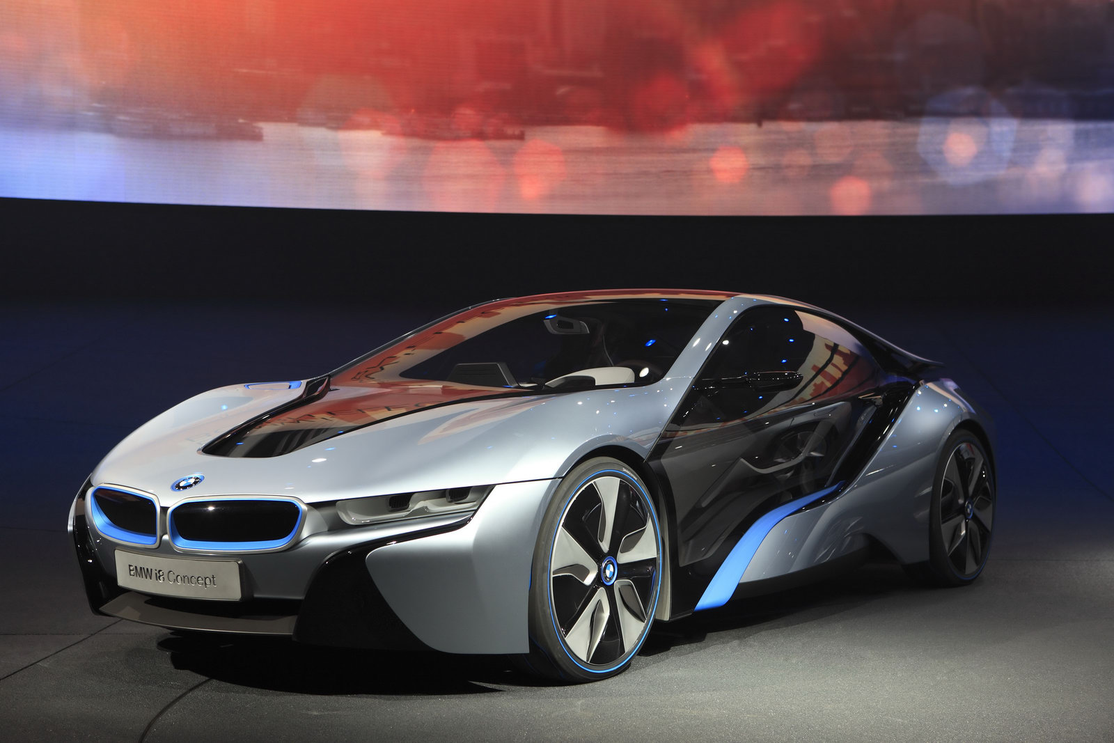 2013 BMW I8 CONCEPT CAR 10 BMW ANNOUNCES IT UPCOMING I8 CONCEPT CAR TO BE UNVEILED IN 2013