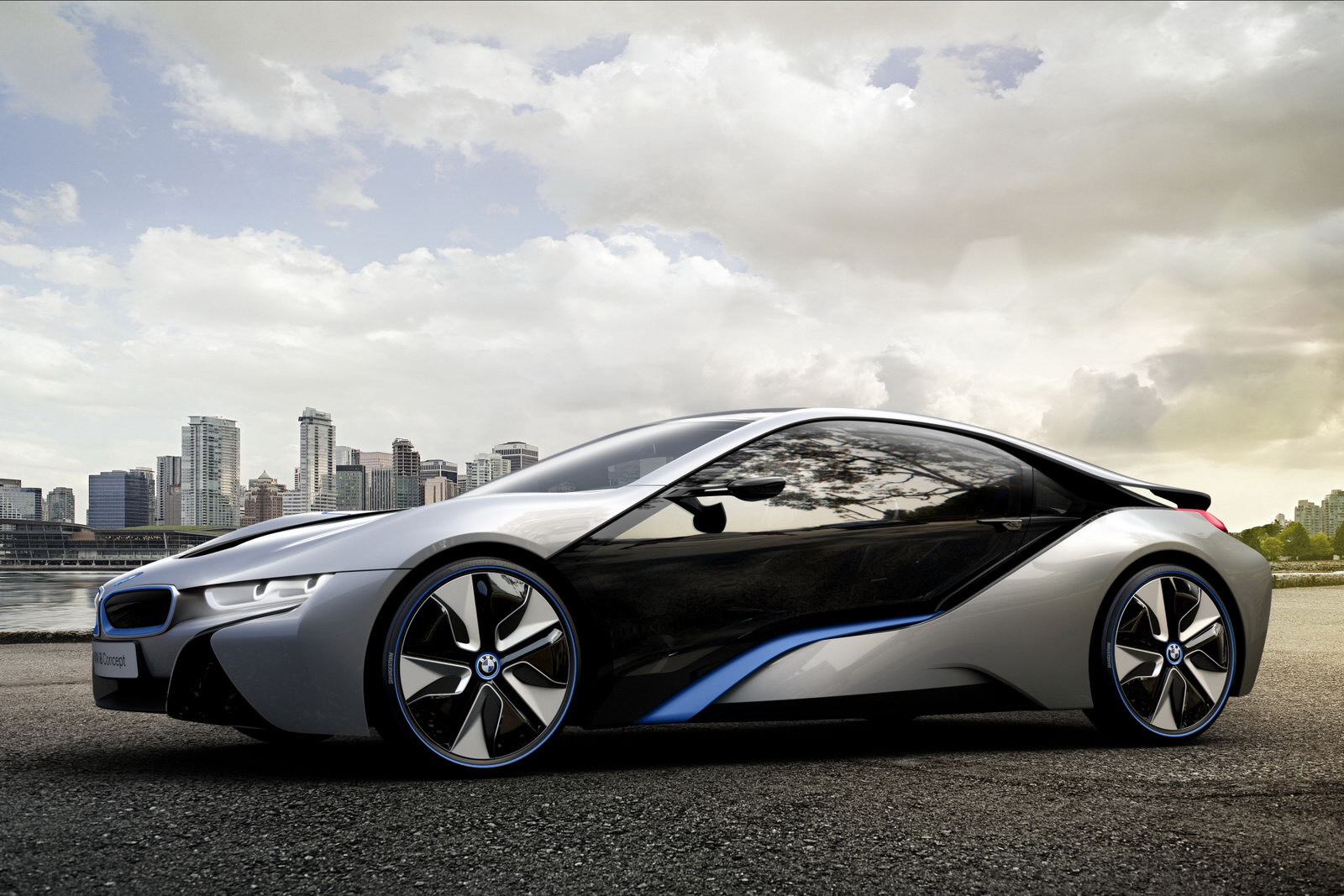 2013 BMW I8 CONCEPT CAR 4 BMW ANNOUNCES IT UPCOMING I8 CONCEPT CAR TO BE UNVEILED IN 2013