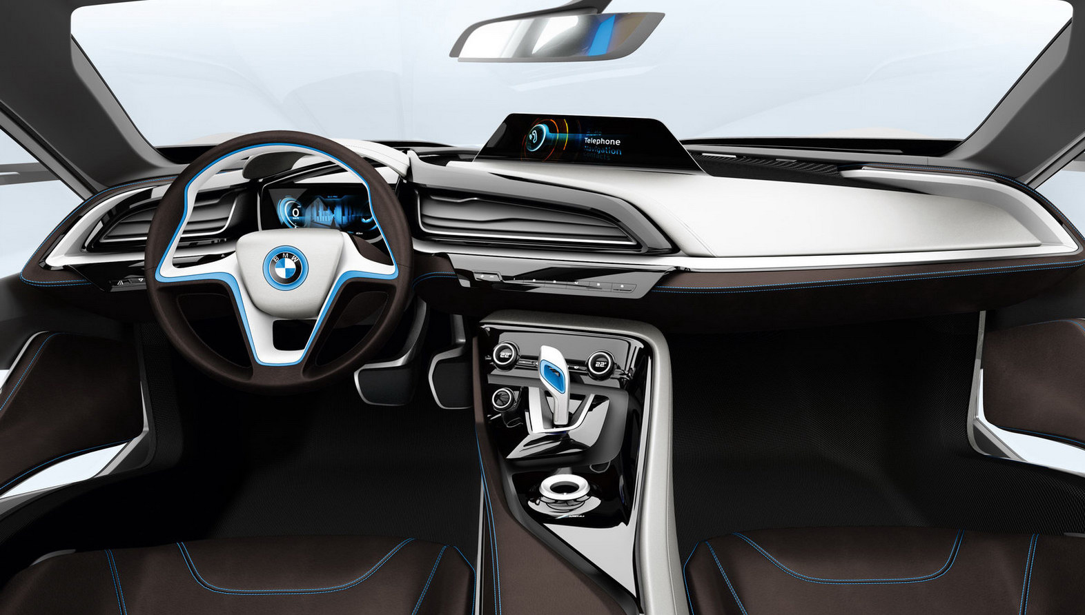 2013 BMW I8 CONCEPT CAR 7 BMW ANNOUNCES IT UPCOMING I8 CONCEPT CAR TO BE UNVEILED IN 2013