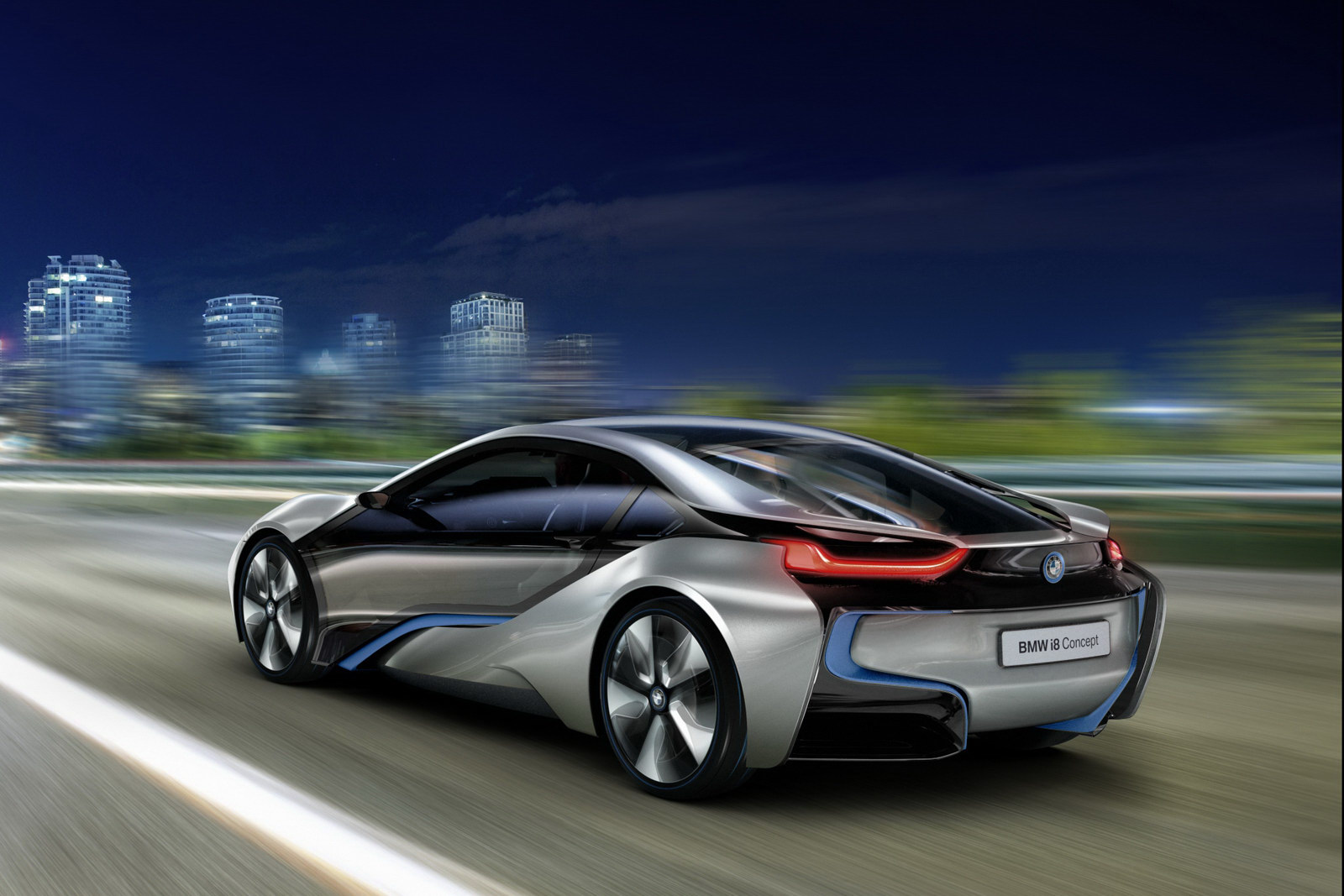 2013 BMW I8 CONCEPT CAR BMW ANNOUNCES IT UPCOMING I8 CONCEPT CAR TO BE UNVEILED IN 2013