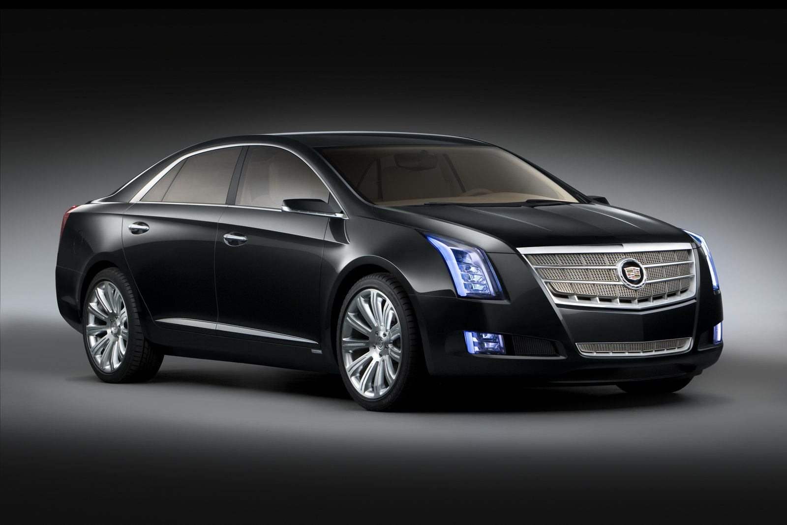 general motors to introduce new cadillac xts luxury sedan in 2013. Black Bedroom Furniture Sets. Home Design Ideas