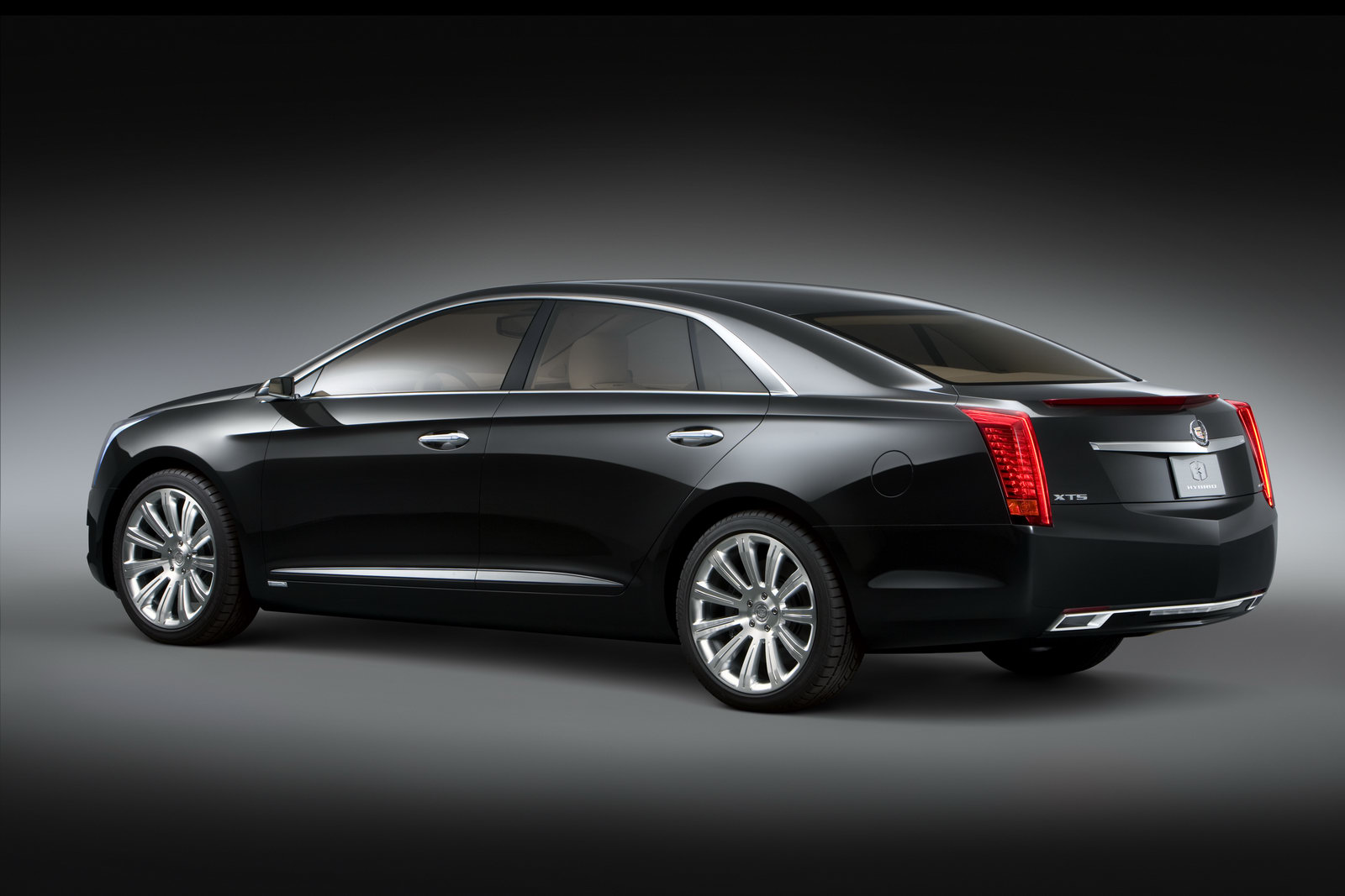 2013 CADILLAC XTS LUXURY SEDAN 5 GENERAL MOTORS TO INTRODUCE NEW CADILLAC XTS LUXURY SEDAN IN 2013