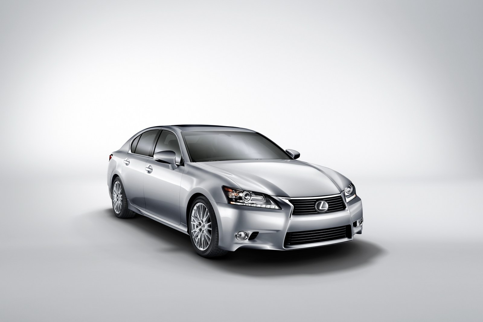2013 Lexus GS Sedan Model 4 2013 Lexus GS Sedan Model  More Attractive and Elegant