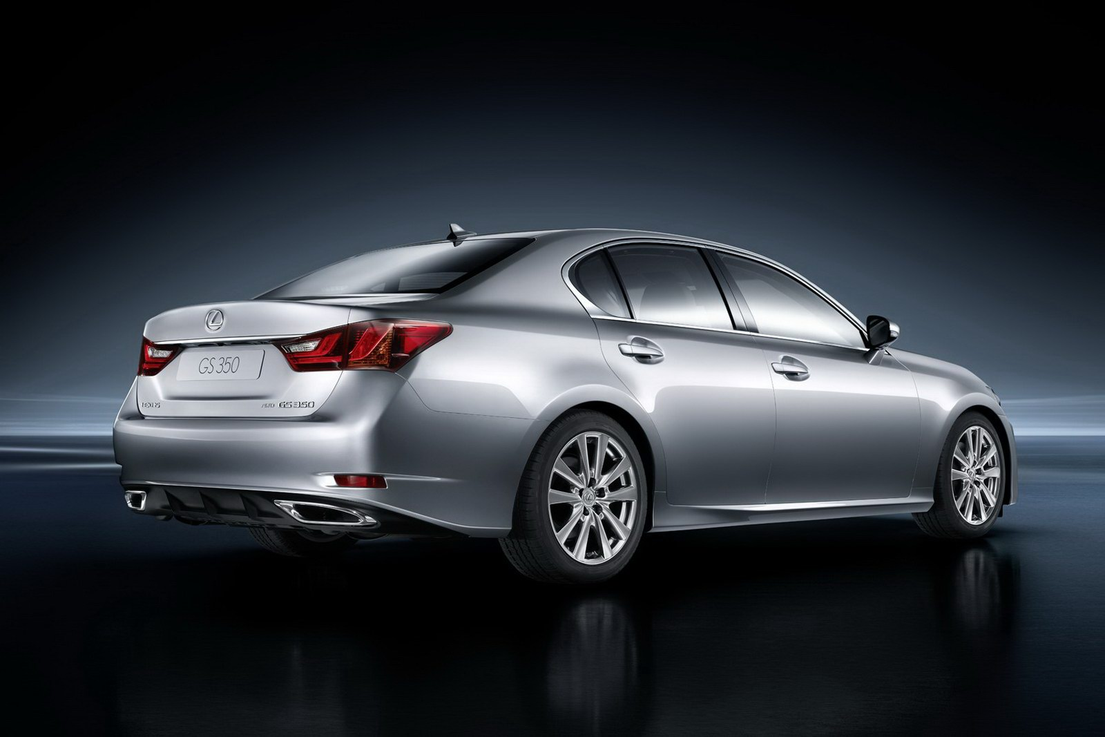 2013 Lexus GS Sedan Model 7 2013 Lexus GS Sedan Model  More Attractive and Elegant