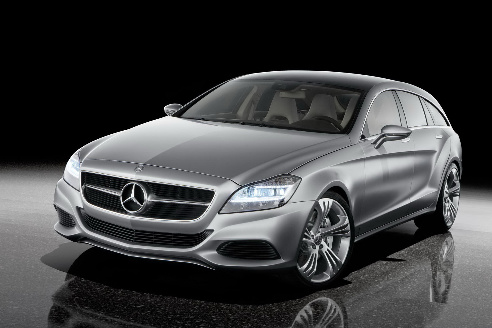 2014 mercedes benz clc with shooting brake attachment. Black Bedroom Furniture Sets. Home Design Ideas
