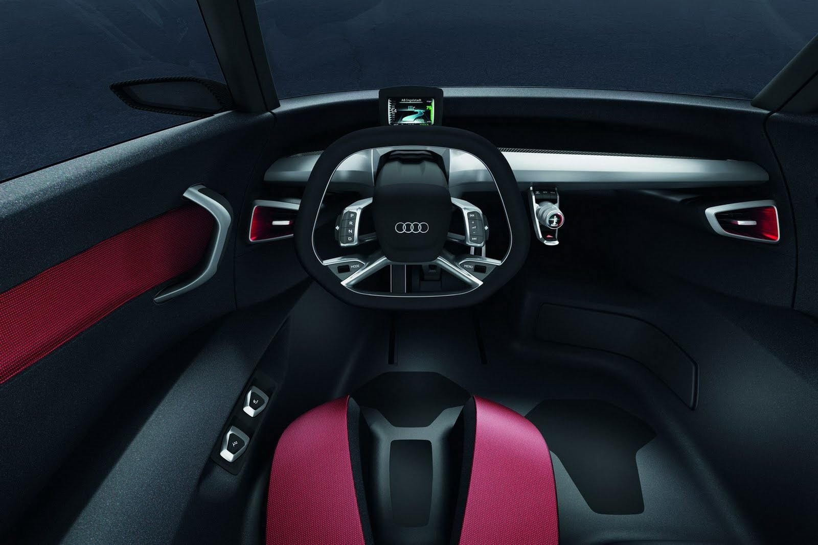AUDI URBAN SPORTBACK AND SPYDER CONCEPTS 12 AUDI RELEASES NEW IMAGES OF URBAN SPORTBACK AND SPYDER CONCEPTS