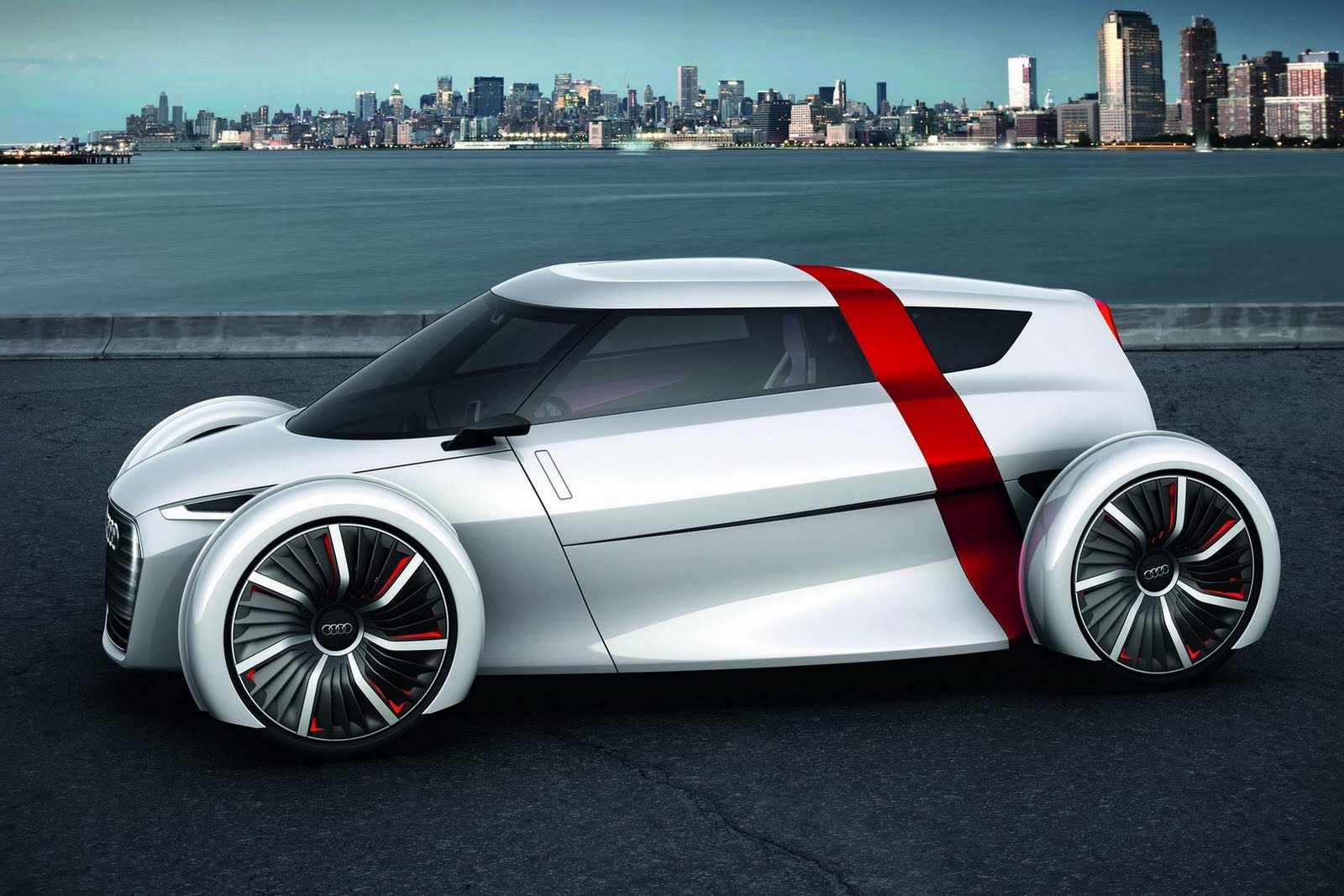 AUDI URBAN SPORTBACK AND SPYDER CONCEPTS 9 AUDI RELEASES NEW IMAGES OF URBAN SPORTBACK AND SPYDER CONCEPTS