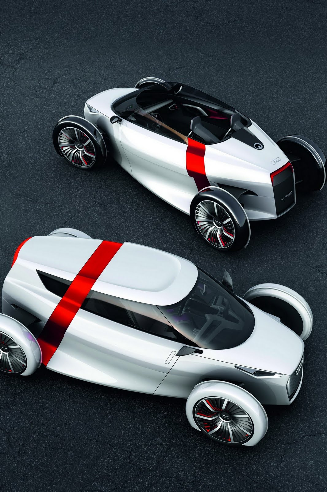 AUDI URBAN SPORTBACK AND SPYDER CONCEPTS AUDI RELEASES NEW IMAGES OF URBAN SPORTBACK AND SPYDER CONCEPTS