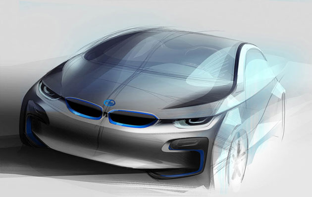 BMW is Preparing the Future I4 and I5 BMW: An Affordable Family Car?!?!