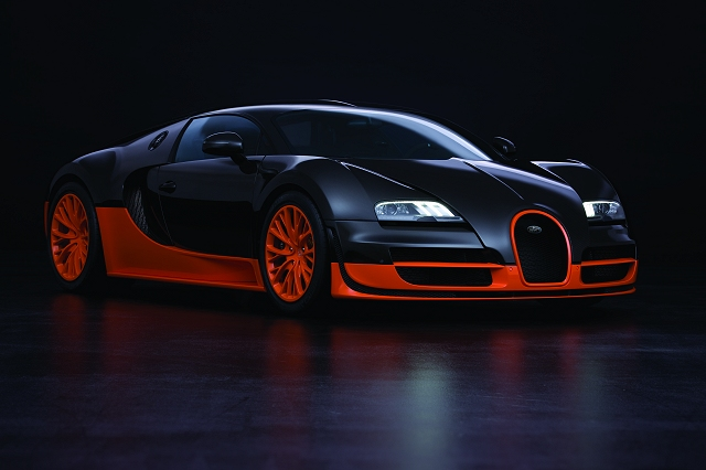 Bugatti Veyron Super Sport 2011 1 THE NEED FOR 2011 SPEED EDITION FROM BUGATTI