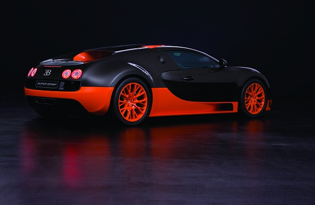Bugatti Veyron Super Sport 2011 2 THE NEED FOR 2011 SPEED EDITION FROM BUGATTI