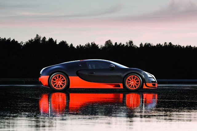 Bugatti Veyron Super Sport 2011 3 THE NEED FOR 2011 SPEED EDITION FROM BUGATTI