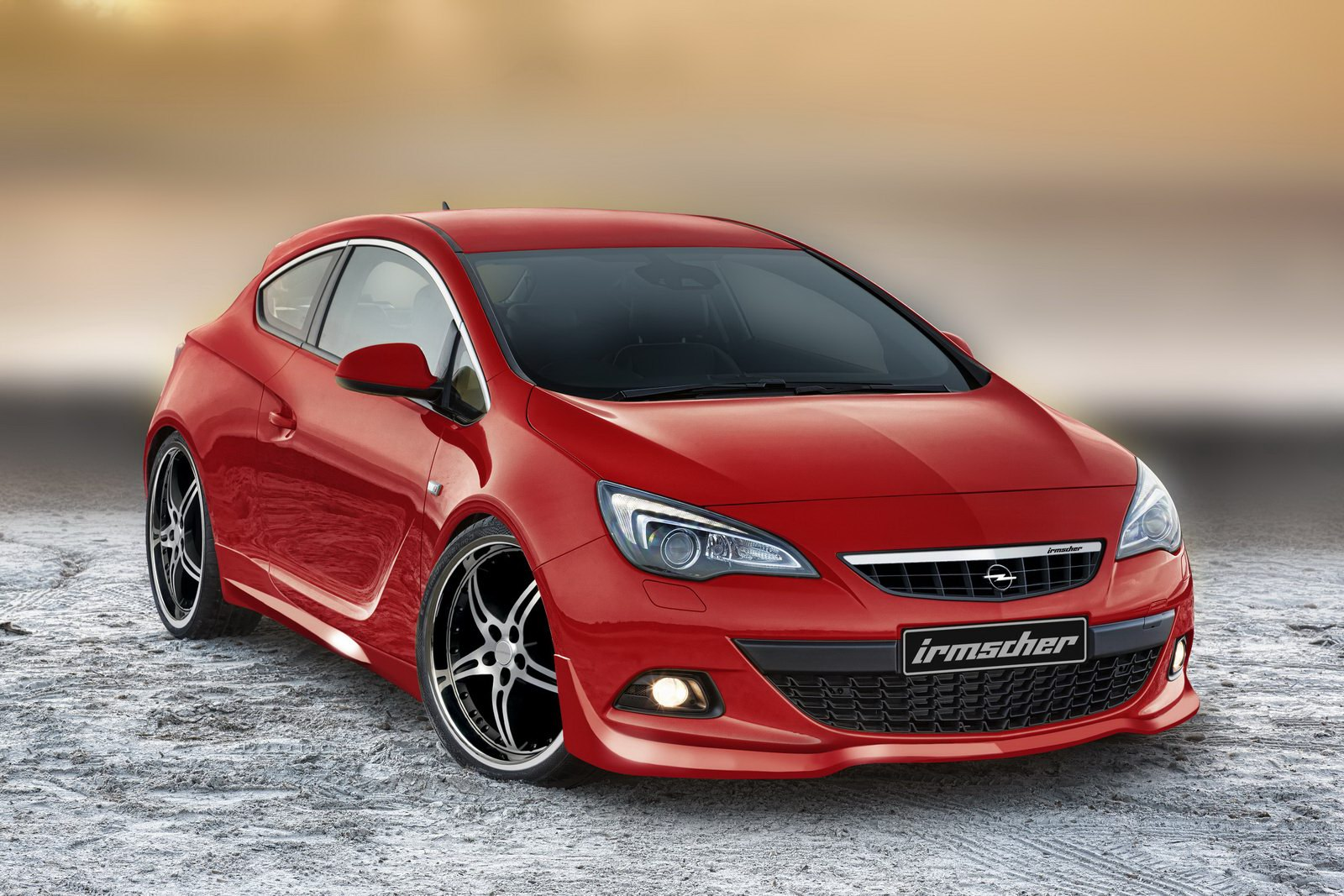 Irmscher Sports New Opel Astra GTC 1  THE  NEW OPEL ASTRA GTC TO PREMIERE IN FRANKFURT MOTOR SHOW