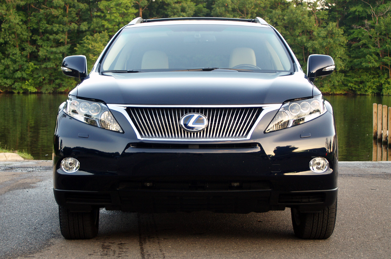 Lexusrx450h 3 Wait for Perfection?