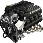 6.4-liter HEMI V-8 engine for Grand Cherokee SRT8