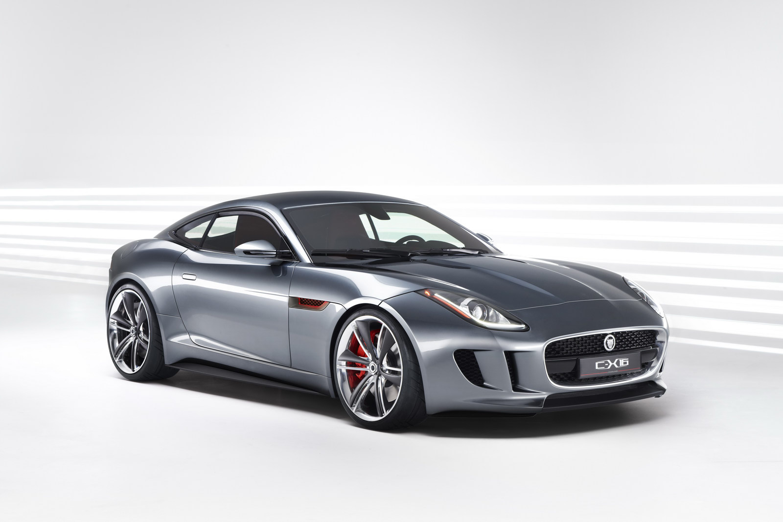 2011 JAGUAR C X16 Production Concept 1 All New 2011 Jaguar C X16 edition looks like Porsche Cayman and 911 Rival