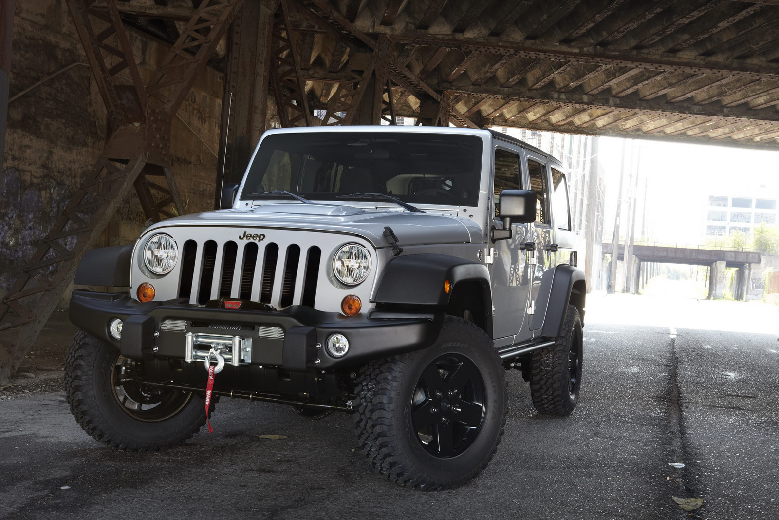 2011 Jeep Wrangler MW3 3 Special Edition 2012 Wrangler   Call of Duty: MW3
