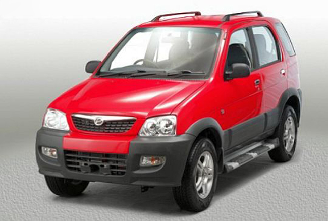 2011 Premier Rio Petrol Compact SUV 1 2011 Premier Rio in India – Good for Indians to Drive Energy Efficient Vehicles