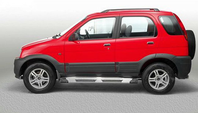 2011 Premier Rio Petrol Compact SUV 5 2011 Premier Rio in India – Good for Indians to Drive Energy Efficient Vehicles