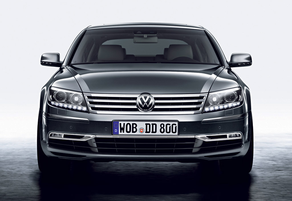 2011 volkswagen phaeton 100310868 l Volkswagen Phaeton Due In 2015 revised edition