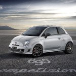 2012 Abarth 500 Cabrio Italia photos