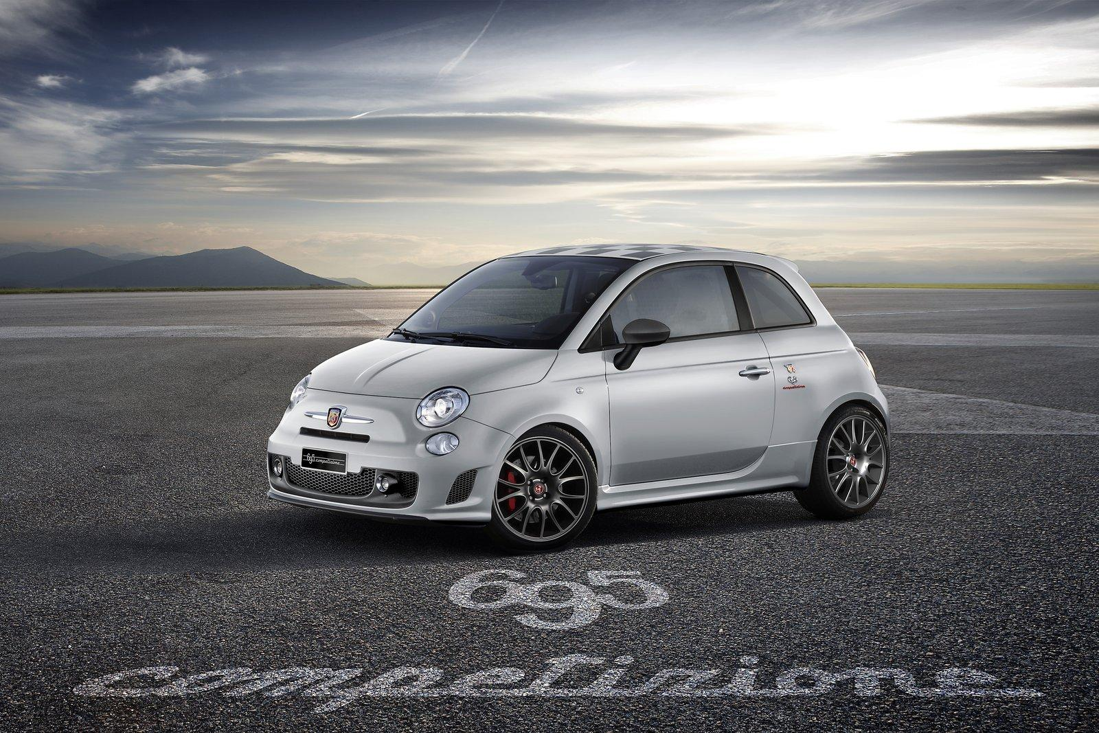 2012 Abarth 500 Cabrio Italia photos 2012 Abarth 500 Cabrio Italia with Technical Features