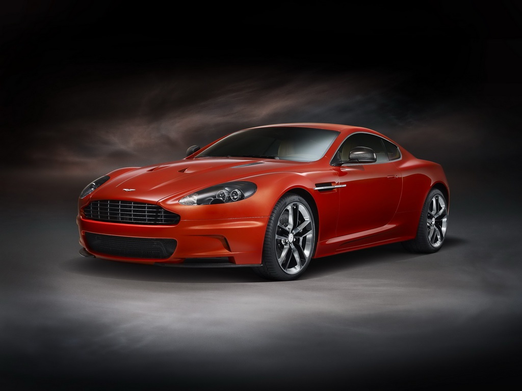 2012 Aston Martin DBS Carbon Edition 2 2012 AstonMartin DBS Carbon Edition to premiere at Frankfurt Motor Show