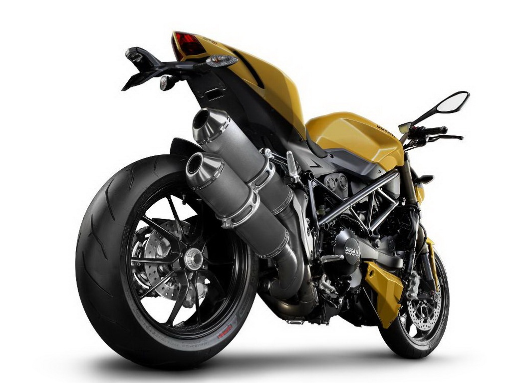 2012 Ducati Streetfighter 848 1 THE 2012 DUCATI STREETFIGHT 848