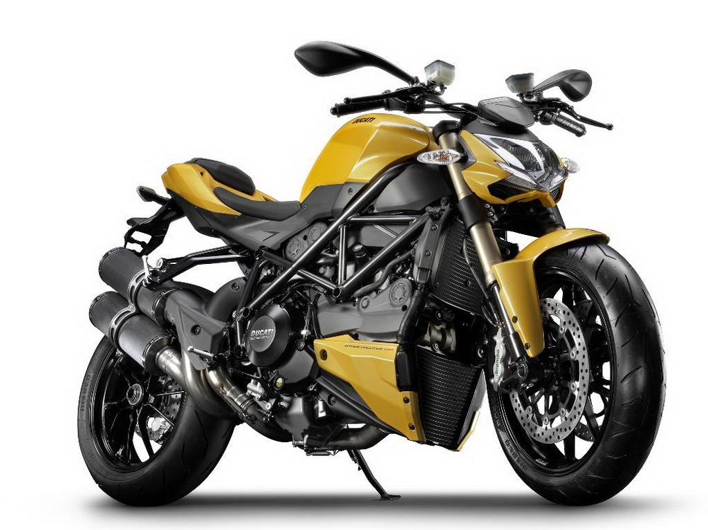 2012 Ducati Streetfighter 848 2 THE 2012 DUCATI STREETFIGHT 848