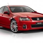 2012 Holden SSV Redline sedan (1)