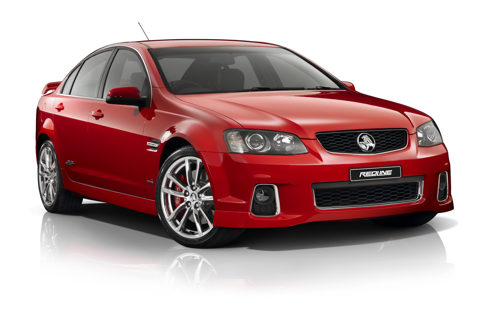 2012 Holden SSV Redline sedan 1 Minorchanges for 2012 Holden Commodore