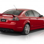 2012 Holden SSV Redline sedan