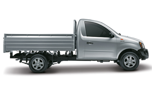 2012 Mahindra Genio Pick up 1 2012 Mahindra Genio Pick up range now available For Global Markets