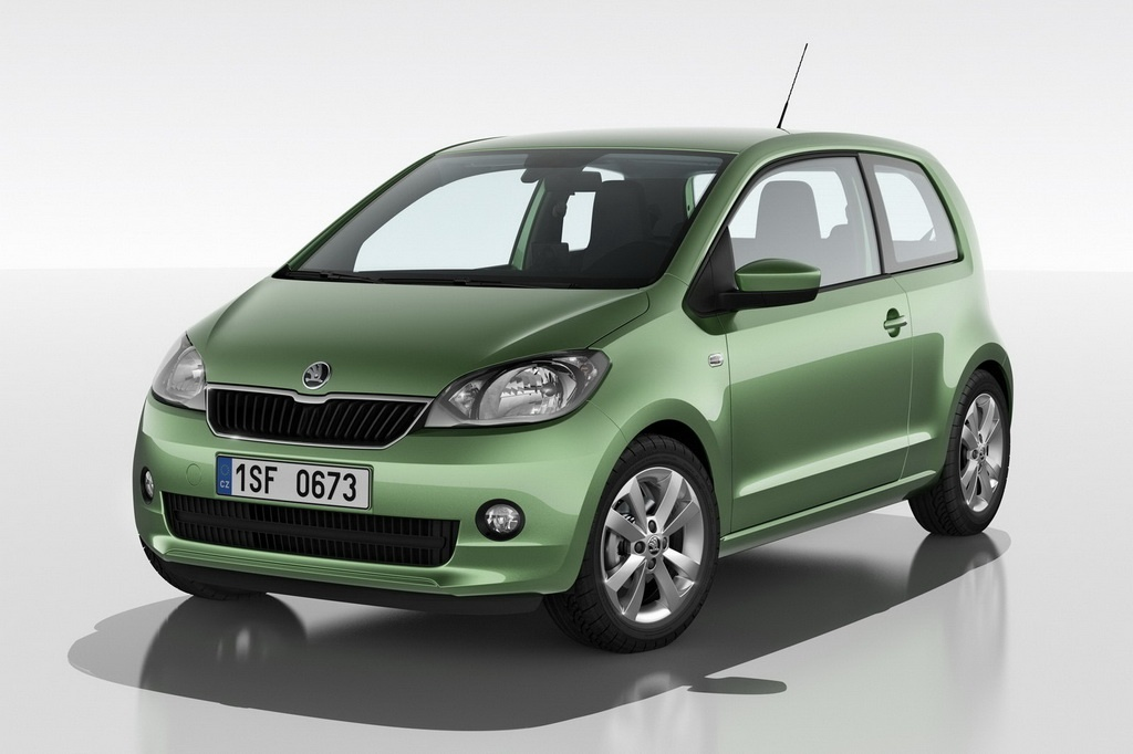 2012 Skoda Citigo City Car New 2012 Skoda City Car