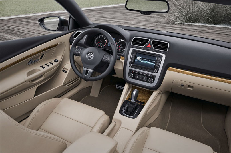 2012 Volkswagen Eos 6 2012 Volkswagen Eos with Adjustable Car Upgradation Accessories