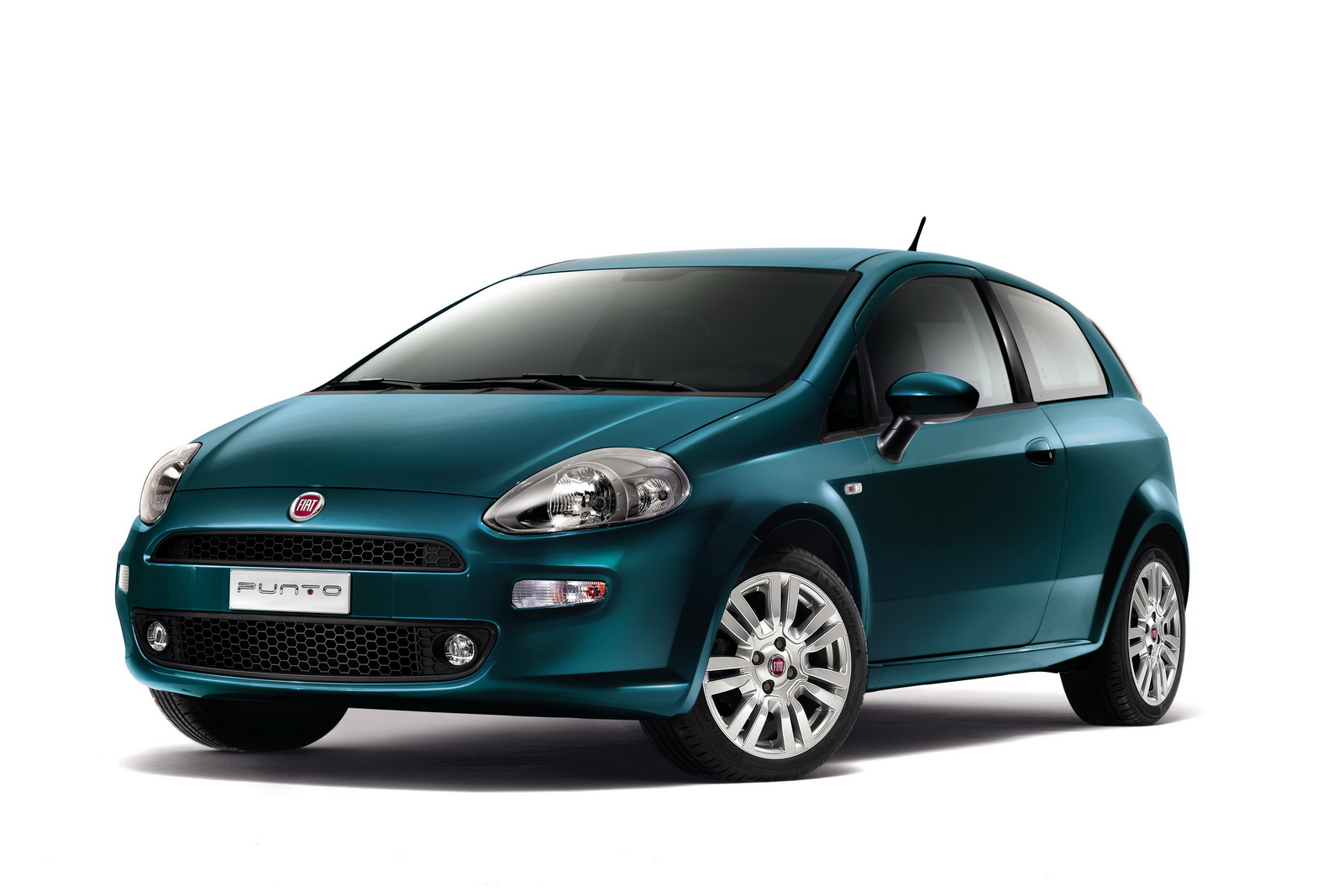 2012 FIAT PUNTO 2 2012 Nuova Panda – More Fuel Economic with Updated Drive Train Package