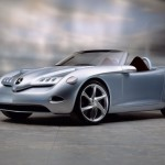 2013 MERCEDES BENZ SLA ROADSTER 150x150 Mercedes teaser information about Launching FWD SLA Small Roadster in 2013